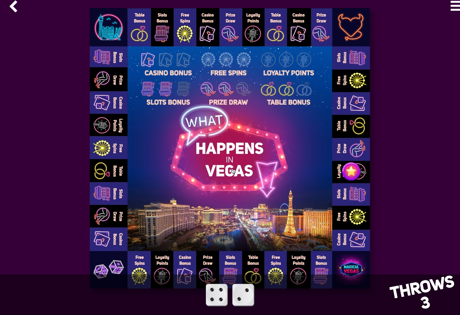 Magical Vegas Player Engagement