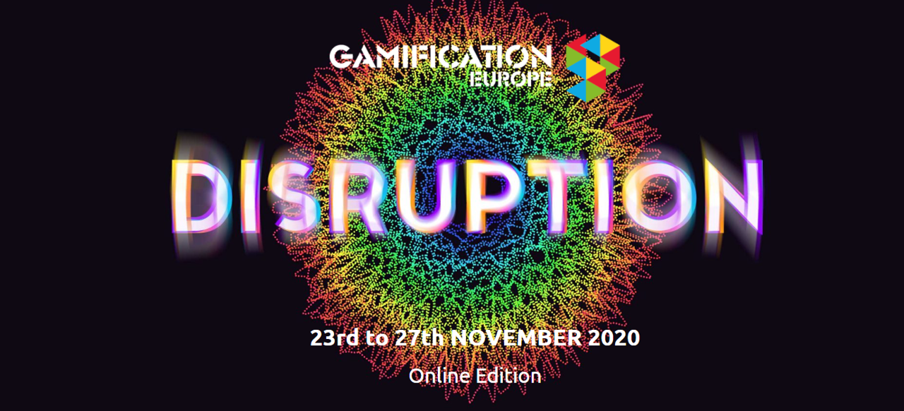 3radical announce participation at Gamification Europe 2020