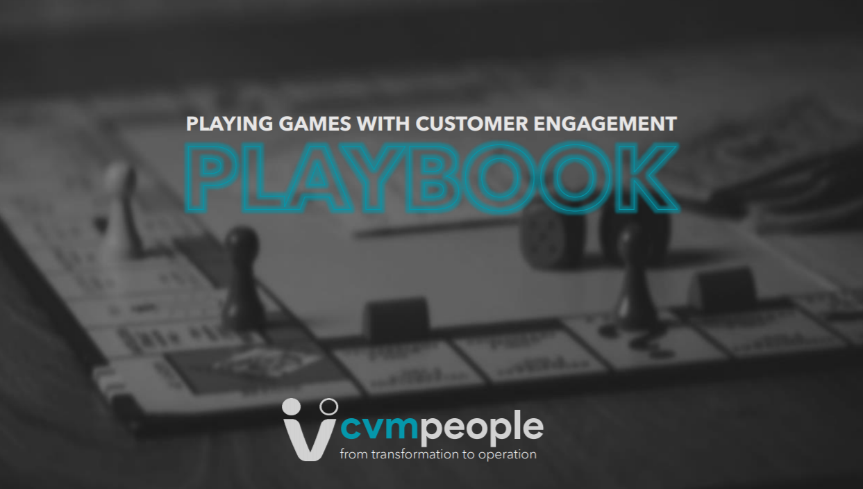 The Playing Games with Customer Engagement Playbook
