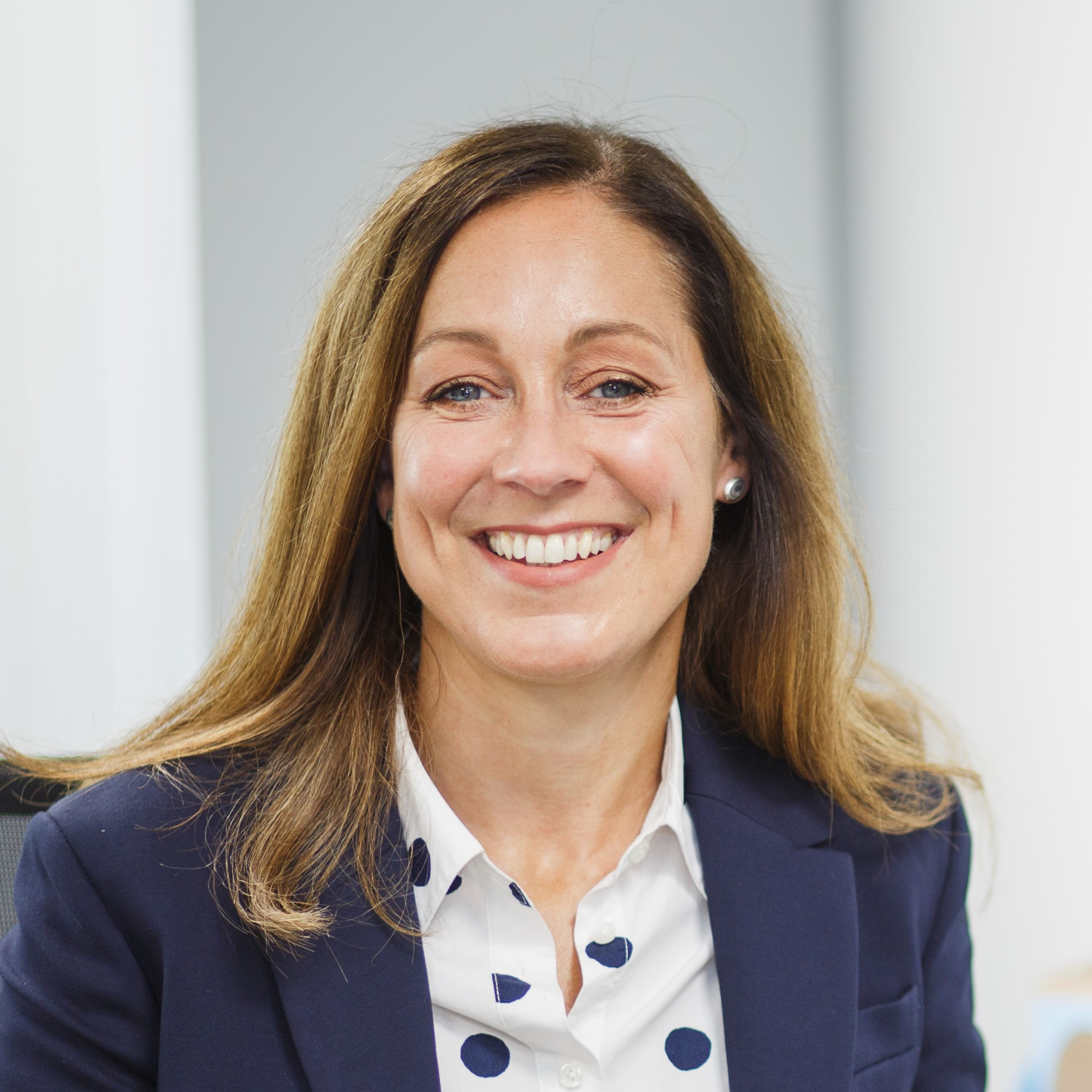 Rebecca Trivella, UK Sales Director
